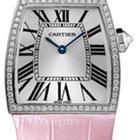 Cartier La Dona Silver Dial Ladies Watch WE600151