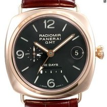 Panerai ラジオミール10デイズGMT Radiomir 10 Days GMT Pink Gold