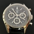 TAG Heuer Carrera chronograph in stainless steel Ref.CV 2111-0
