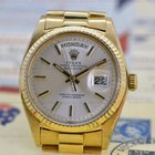 Rolex Oyster Perpetual Day Date 18K Yellow Gold