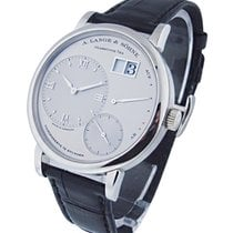 A. Lange & Söhne 117.025 Grande Lange 1 Mens Manual in...