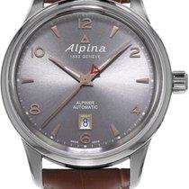 Alpina Geneve Alpiner Automatic AL-525VG4E6 Herren Automatikuh...