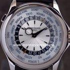 Patek Philippe World time white gold full set Hallmark of...