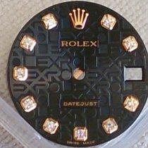 Rolex Datejust Zifferblatt # Jubillee Diamant Neu