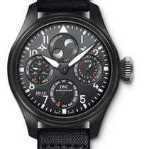 IWC Pilots Watch Big Pilots Watch Perpetual Calendar Top Gun...