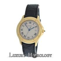 Cartier Ladies Unisex Cougar Panthere 887904C Midsize 33mm Quartz