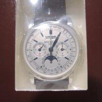 Patek Philippe Perpetual Calendar Chrono 5970 G-001 Or blanc...