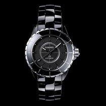 Chanel H3829 J12 Intense Black Ceramic 38mm