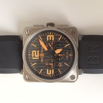 Bell & Ross BR01-94-TO-152/500 Titanium Limited Edition