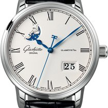 Glashütte Original Senator Panorama Date Moonphase 100-04-32-1...