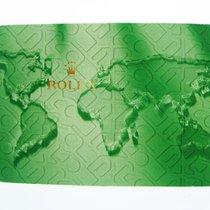 Rolex 2005/2006 Calender Card