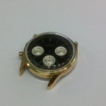 Breitling Case and dial in plaqué for Venus 178