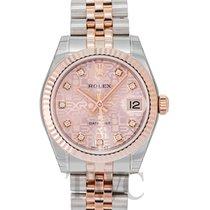 Rolex Datejust Pink Dial - 178271