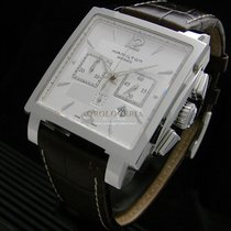 Hamilton Jazzmaster Square Chronograph Ref. H32666155