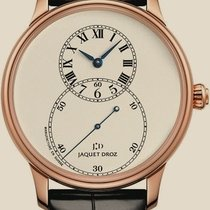 Jaquet-Droz Legend Geneva  Seconde Ivory Enamel