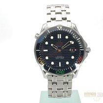 Omega Seamaster Diver Co-Axial 300M Rio 2016 522.30.41.20.01.001