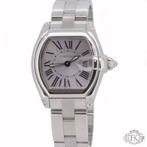 Cartier Roadster Ladies | Steel Bracelet and Leather Straps...