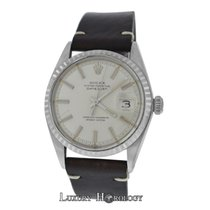 Rolex Oyster Perpetual Date Just 1603 Steel 36MM Automatic