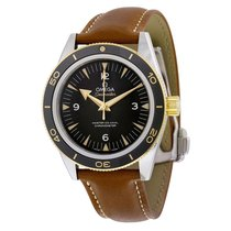 Omega Seamaster Automatic Black Dial Mens Watch 233.22.41.21.0...
