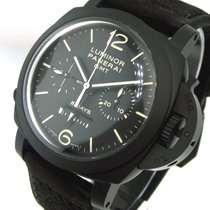 Panerai Unworn  Pam 317 Ceramic 44 Mm Luminor 1950 8 Days Pam...