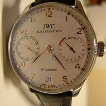 IWC PORTUGUESE 7 DAYS POWER RESERVE 500114