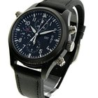 IWC Pilots Dopplechrongraph Ceramic PVD Version