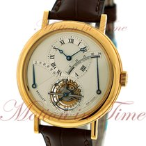 Breguet Tourbillon Retrograde Power Reserve with a 24-Hour...