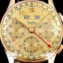 Breitling (Ur-) Datora 785  aus 1950 - extrem selten