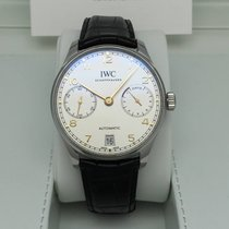 IWC IW500704 Portuguese 7 Days Power Reserve Automatic [NEW]