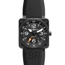 Bell & Ross Aviation BR01 GMT
