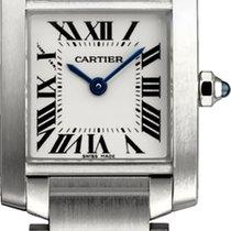 Cartier TANK FRANÇAISE W51008Q3 NEW