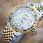 Oris 7551 Date Pointer 25jewels Beautiful Automatic Swiss Made...