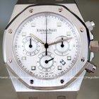 Audemars Piguet Royal Oak Chronograph, 18K White Gold 26022BCO...