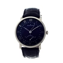 Blancpain Villeret Ultra Slim Date 30 Seconds Retrograde