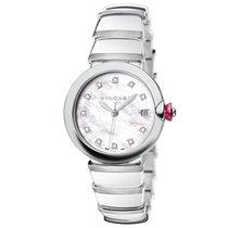 Bulgari LU33WSSD/11 Lucea Automatic 33 mm Ladies Watch