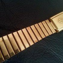 Zodiac Brevete Swiss Zodiac Gold Plated Bracelet Brevete