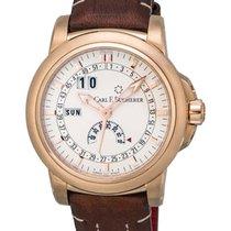 Carl F. Bucherer Carl F.  18K Patravi Calendar Men's Watch –...