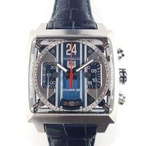 TAG Heuer Monaco 24 Steve McQueen Calibre 36 limited Edition RARE