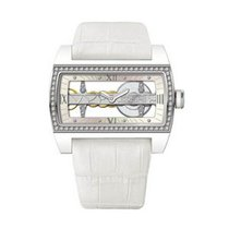 Corum 007.129.52/00090000 Ti-Bridge Ladies Manual in White...