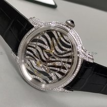 Audemars Piguet - Milenary Diamond Bezel and Dial W/G 77249BC....