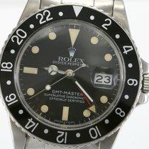 Rolex Vintage Rolex 16750 GMT-Master Men's Watch