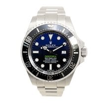 Rolex Sea-dweller Stainless Steel Blue Automatic 116660BL