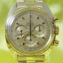 Omega Seamaster  caliber 861 - 18 kt gold yellow  bracelet...