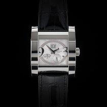 De Grisogono Men's Watch Novantatre N01 Stainless Steel Annu