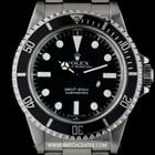 Rolex S/S Oyster Perpetual Black Dial Non Date Submariner 5513