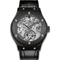 Hublot Classic Fusion Tourbillon Cathedral Minute Repeater Carbon