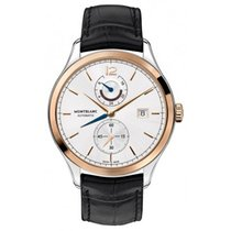 Montblanc Heritage Chronometrie Dual Time NEU  B+P