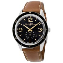 Bell & Ross Bell And Ross Heritage Automatic Black Dial...