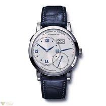A. Lange & Söhne Grande Lange 18K White Gold Men`s Watch