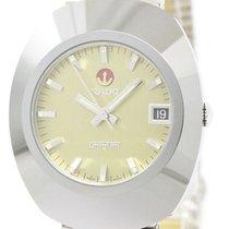 Rado Diastar Gold Plated Steel Automatic Watch R12417253 Bf107624